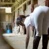 【画像】藤田菜七子? 厩舎内で盗撮された画像がエロい件