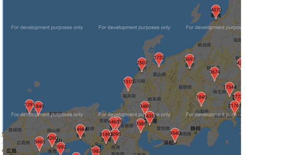 破産者マップ Image: 破産者マップ開設から閉鎖までの競馬民の反応