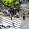 【速報】大井競馬場から馬が脱走、車と衝突か