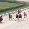 【八百長笠松競馬】警察に事情聴取された島崎和也がレース中に新人騎手を恫喝する動画が見つかる